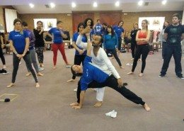 Yoga Training Picture
