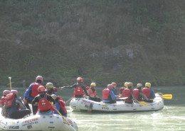 River Rafting in Rishikesh, India