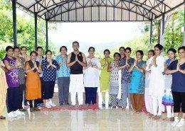 port blair yoga teacher training
