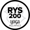 RYS 200 Yoga Alliance - Teacher Training