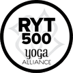 RYT 500 Yoga Alliance - Teacher Training