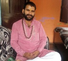 Pandit Shivcharn - Yoga Teacher & Trainer at Yoga Sadhna India