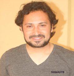 Acharya Suryans - ERYT 200 Prop Yoga Teacher at Yoga Sadhna India