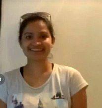 Vartika Sharma from India