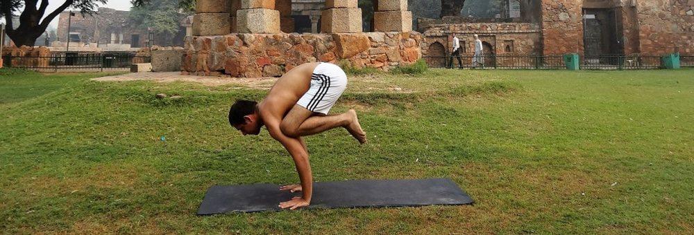yoga in delhi